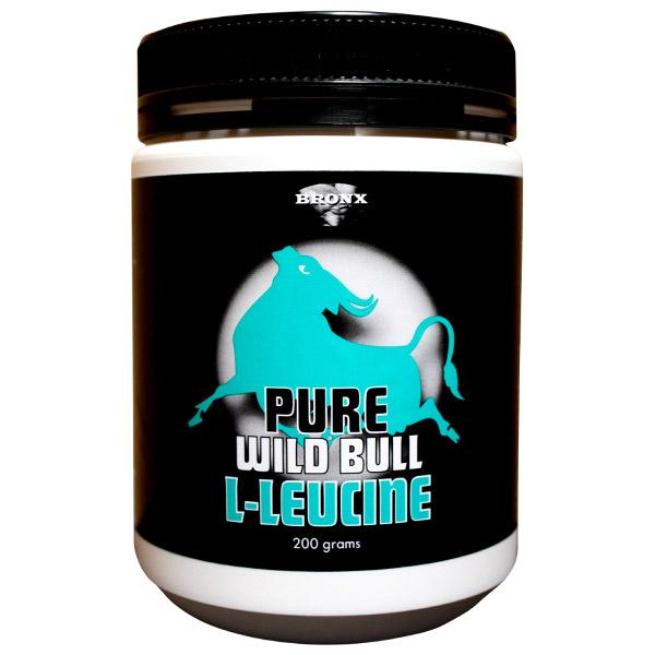 Bronx Wild Bull Pure L-Leucine