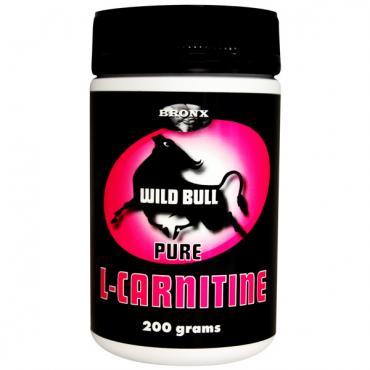 Bronx Wild Bull Pure L-Carnitine