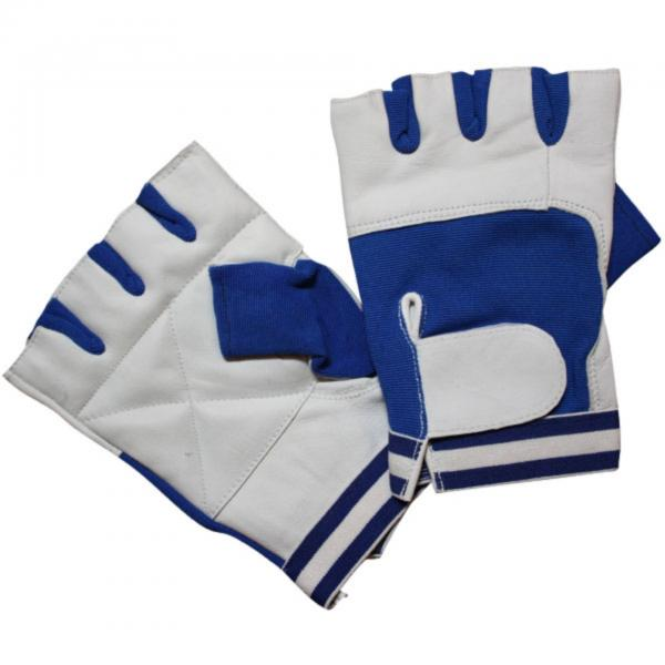 Bronx Blue Spandex Weight Lifting Glove