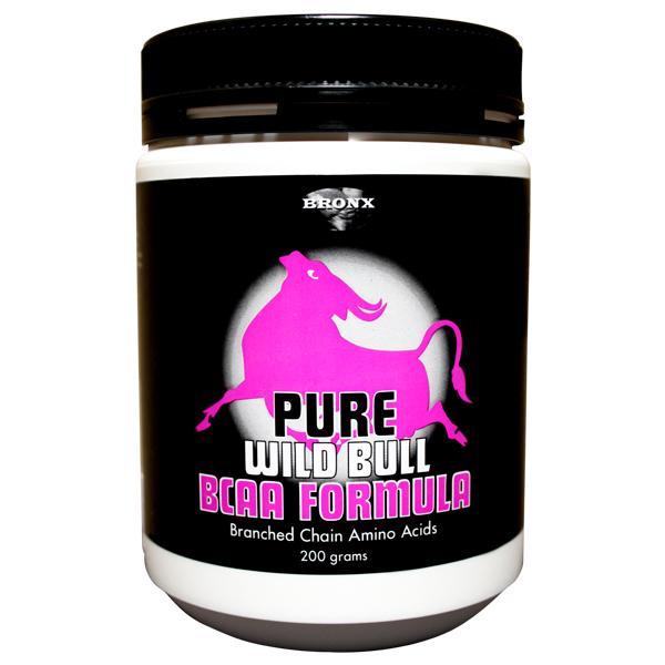Bronx Wild Bull Pure BCAA Formula