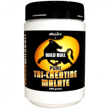Bronx Wild Bull Pure Tri-Creatine Malate