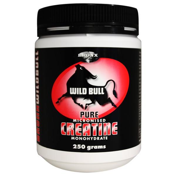 Bronx Wild Bull Pure Micronized Creatine Monohydrate