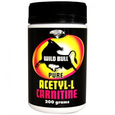 Bronx Wild Bull Pure Acetyl-L-Carnitine