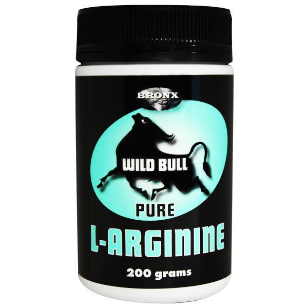 Bronx Wild Bull Pure L-Arginine