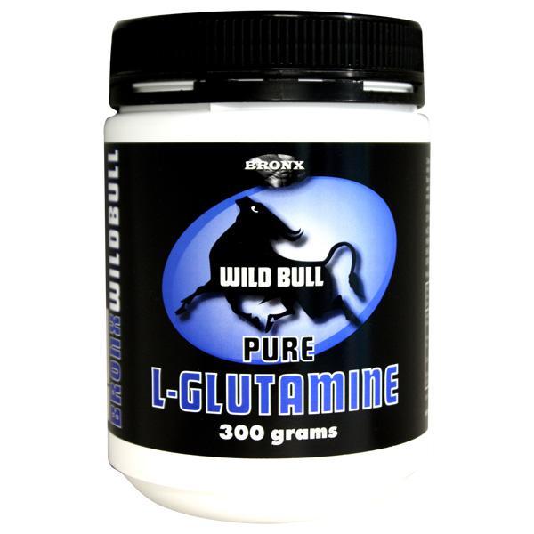 Bronx Wild Bull Pure L-Glutamine