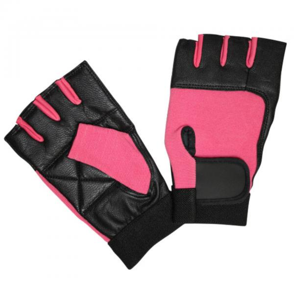 Bronx Euro Pink Weight Lifting Glove