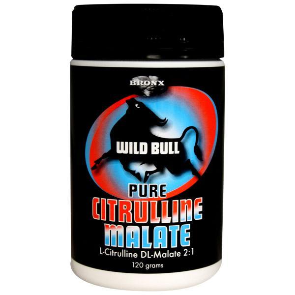 Bronx Wild Bull Pure Citrulline Malate